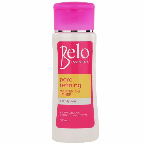 Belo Essentials Pore Refining Whitening Toner - Great for Oily Skin!