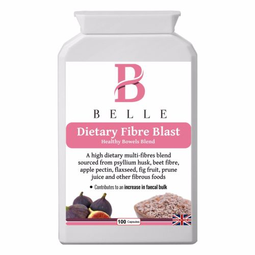 Belle® Dietary Fibre Blast - Soluble and Insoluble Fibre Blend IBS suppleme