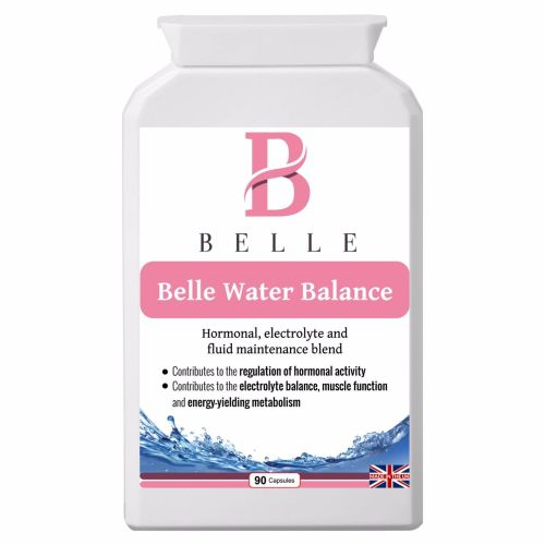 Belle® Water Balance supplement - Hormonal , electrolyte and fluid maintena
