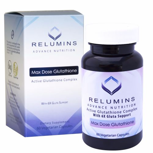 Relumins Advance White Active Glutathione Complex -Oral Whitening Formula
