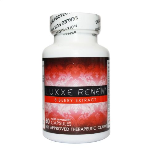 Luxxe Renew - 8 Berry Extract - 60 Capsules - By FrontRow