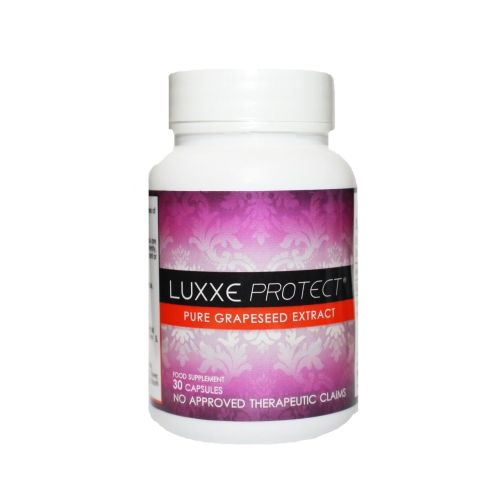 Luxxe Protect - Pure Grapeseed Extract - 30 Capsules - By Frontrow