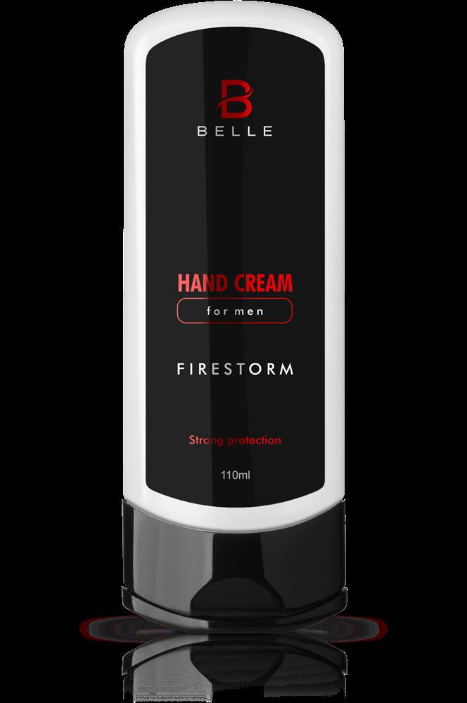 Belle® Hand Cream for Men - Firestorm 110ml