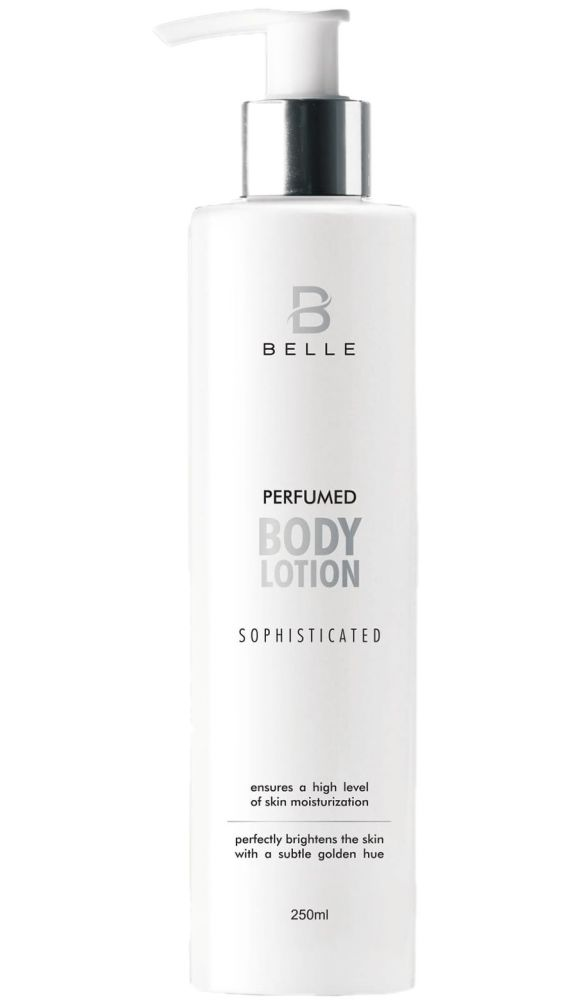 Belle® Sophisticated Perfumed Body Lotion 250 ml