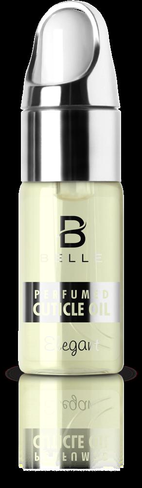Belle® Perfumed Nail and Cuticle Oil - Elegant - 10ml