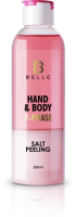Belle® Hand and Body 2-Phase Salt Peeling Scrub 200ml