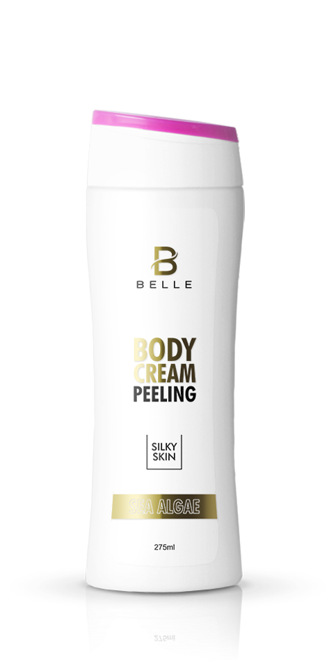 Belle® Body peeling cream with Sea Algae 275 ml
