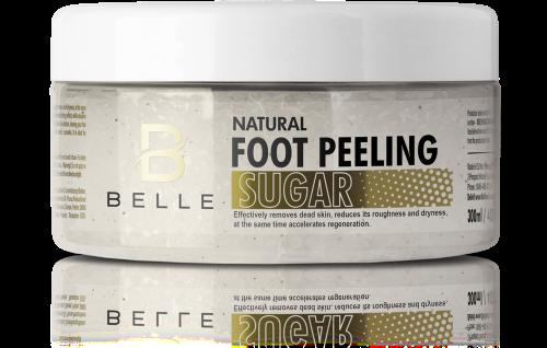 Belle® Body peeling Sugar and Oil scrub 300 ml