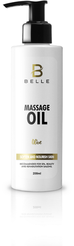 Belle® Body massage oil 200 ml