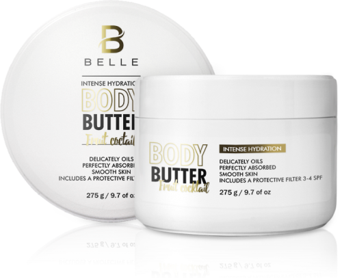 Belle® Intense Hydration Body cream with Shea Butter 275 gram