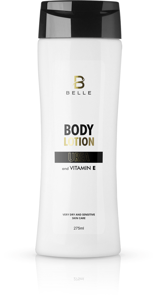 Belle® Body Lotion with 3% of urea and vitamin E 275 ml