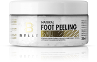 Belle® Natural Foot Peeling Salt Scrub 300 ml