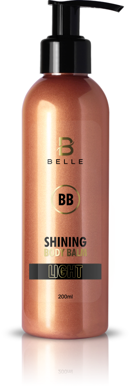 Belle® Body Shine Fluid BB Lotion 200 ml