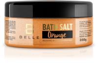 Belle® Orange Bath Salts Mineral Aromatherapy Salts 350g