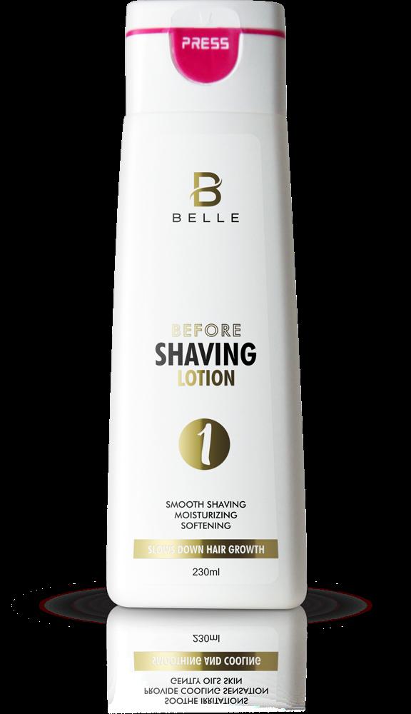 Belle® Before Shaving Lotion 230 ml
