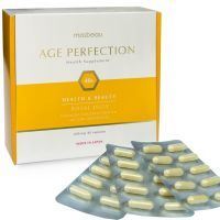 Mosbeau Age Perfection 40s! Get powerful nutrients to help cope with the unwanted effects of aging!