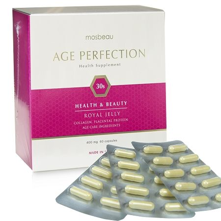 Mosbeau Age Perfection 30s! - Helps balance hormones, protect organs, maint