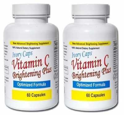 Vitamin C Skin Brightening Plus (Pack of 2 save £10.00)