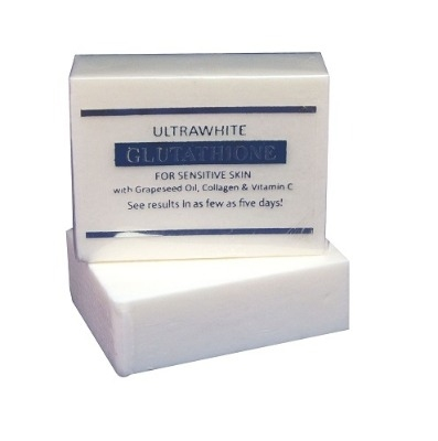 <!-- 002 -->Premium Ultrawhite Glutathione Whitening Soap for Sensitive Ski