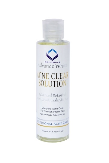 Authentic Relumins Medicated Professional Acne Clear Solution/Toner with Ac
