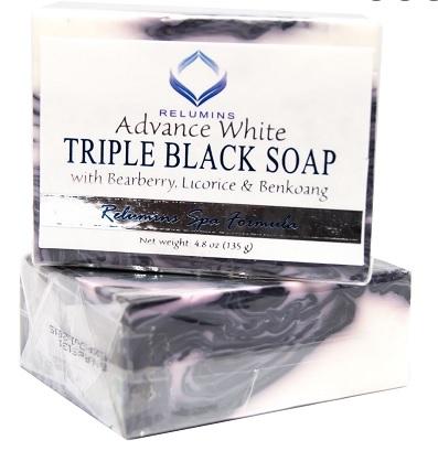 Relumins Professional Spa Formula Triple Action Black & White Whitening Soa