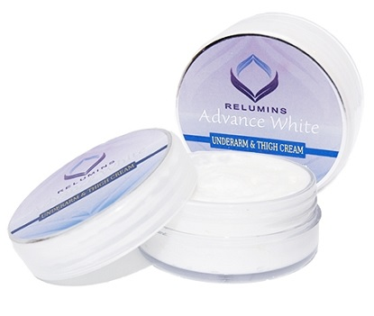 Authentic Relumins Underarm & Inner Thigh Cream - Made For Hard to Whiten A