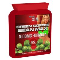 YLS Green Coffee Bean Max 1000mg Formula 60 capsules bottle Diet Supplement Pill