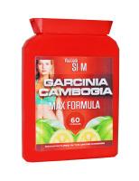 YLS Garcinia Cambogia Max Formula Food / Diet Supplement 60 Pills Flat bottle
