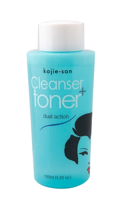 Kojie San Dual Action Cleanser + Toner