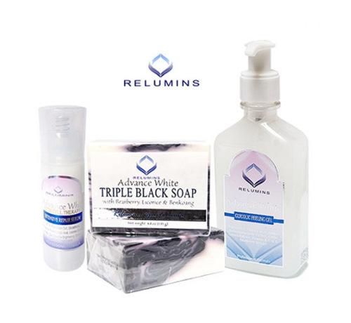 Authentic Relumins Advance White Acne Scar, Dark Spot & Melasma Treatment