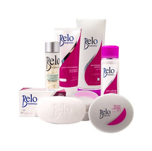 Belo Essentials Total Pore Refining Whitening Treatment Set - For Oily Ski