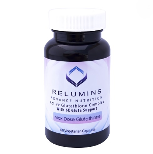 30 BOTTLES AUTHENIC RELUMINS ADVANCE WHITE ACTIVE GLUTATHIONE COMPLEX -ORAL