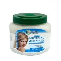 Hollywood Style ( Facial Whitening) Mud Mask - Professional Formula - Large 20oz Jar