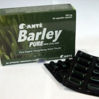4 Boxes of Sante Pure Barley New Zealand Blend - 60 Capsules