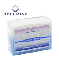 30 Bars of Relumins Advance Whitening Soap With Intensive Skin Repair & Stem Cell Therapy