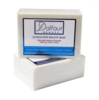 12 Bars of Dalfour Beauty Ultrawhite Beauty Soap - Safe For Sensitive Skin.