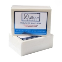 3 Bars of Dalfour Beauty Ultrawhite Beauty Soap - Great For All Skin Type
