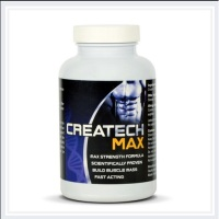 Creatine Createch Max Protein Supplement Max Strength Formulla