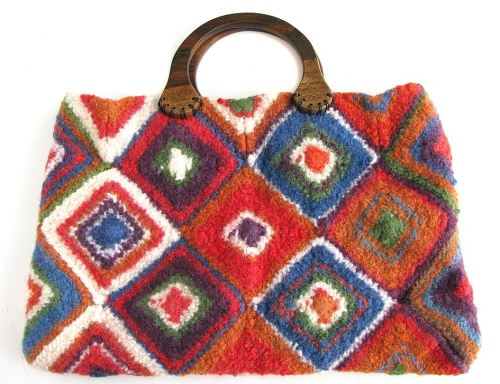 Tribal Tote PDF Pattern