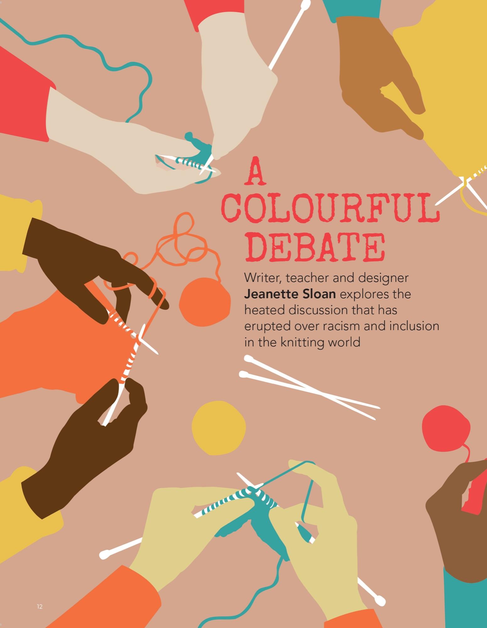 A Colourful Debate