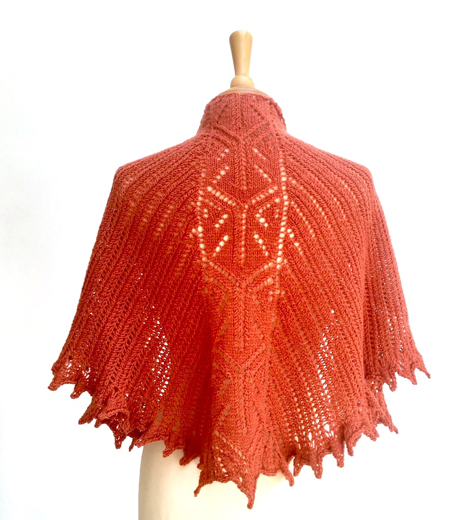 Image of No1 Skeete Road shawl