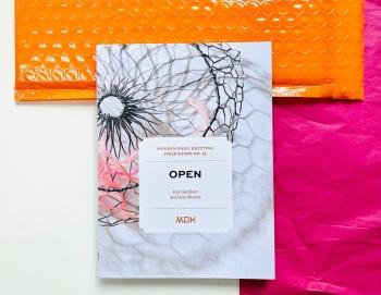 Modern Daily Knitting Field Guide no 15 : Open