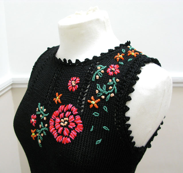 floral top jsloan
