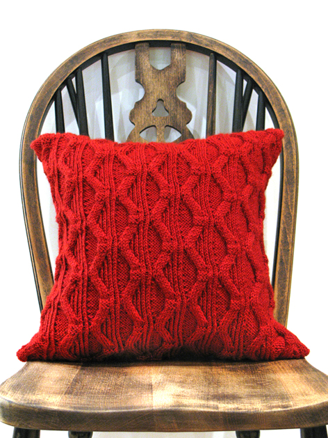 Lazoretto Cushion PDF Pattern