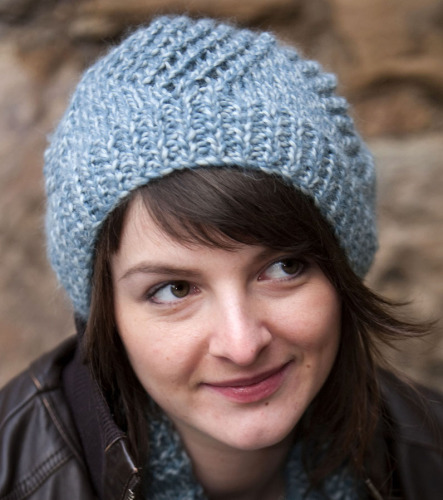 Belleplaine Beanie PDF Pattern