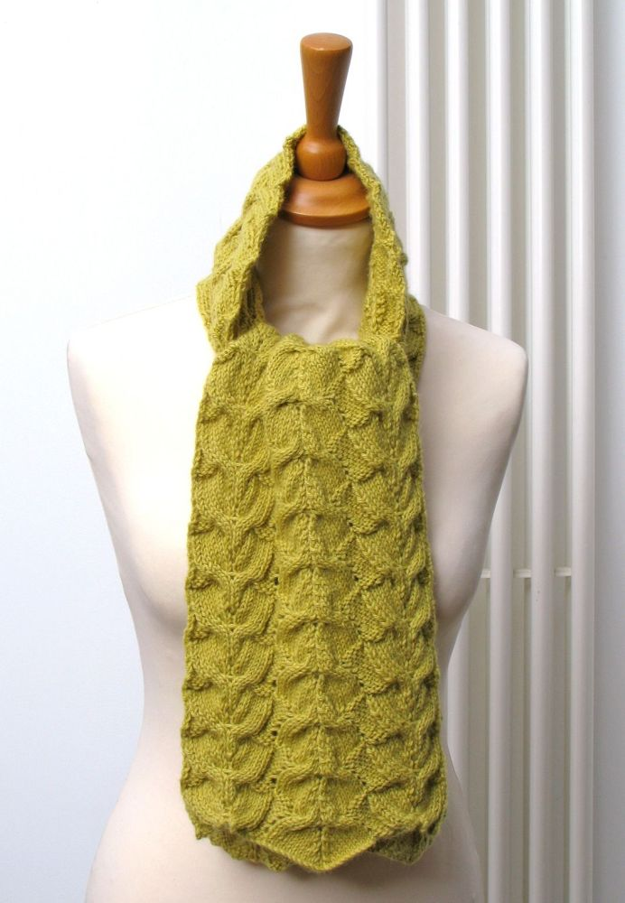 Uppandoon Scarf PDF Pattern