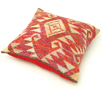 Dar An Kilim Cushion PDF Pattern