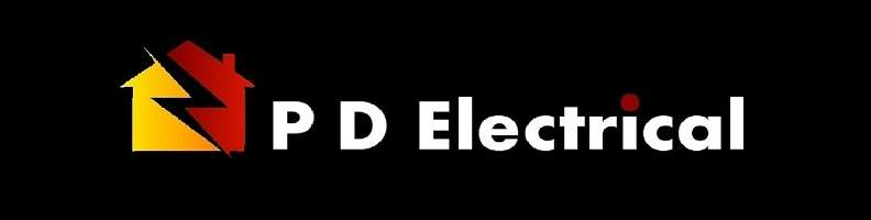 PD Electrical, site logo.