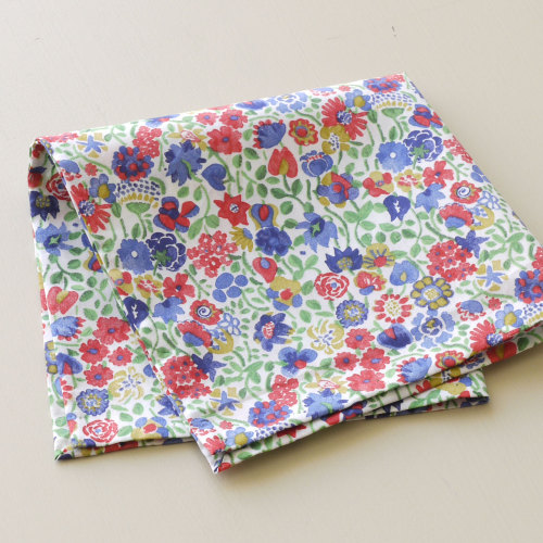 Liberty tana lawn pocket square Kaylie Sunshine
