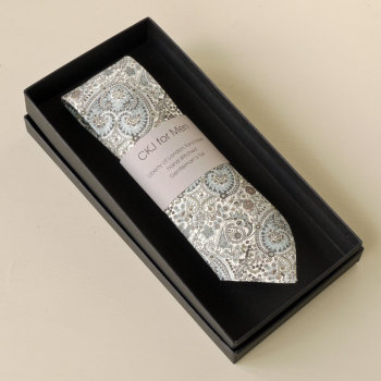 CKJ for Men tie gift box